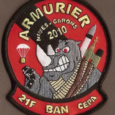 BAN Nîmes Garons - Armuriers