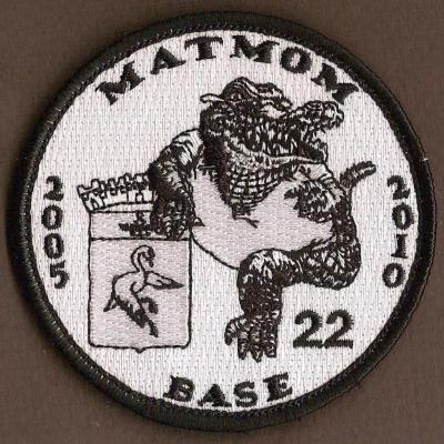BAN Nîmes Garons - MATMOM - 2005 - 2010