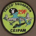 29 F - Tacco's squadron