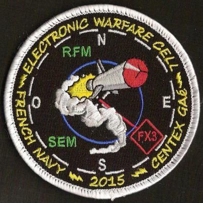 CENTEX GAE - Electronic Warfare Cell 2015