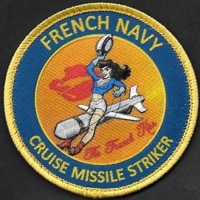 CENTEX GAE - French Navy - Cruise missile stricker - préparateur de mission