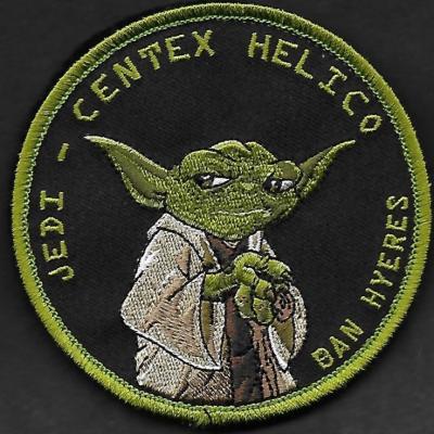 CENTEX Helico  - JEDI - BAN Hyères - mod 2