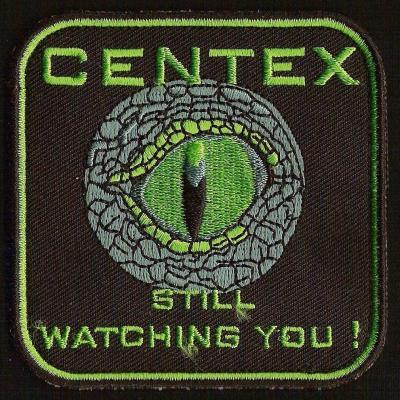 CENTEX Helico  - still watching you - version verte