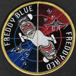 CENTEX - OPC3D - Freddy Blue - Freddy Red