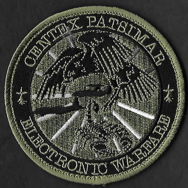 CENTEX PATSIMAR - Lann Bihoué - Electronic warfare - mod 1