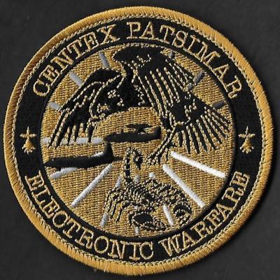 CENTEX PATSIMAR - Lann Bihoué - Electronic warfare - mod 2