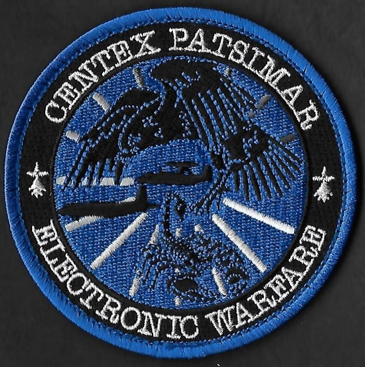 CENTEX PATSIMAR - Lann Bihoué - Electronic warfare - mod 3