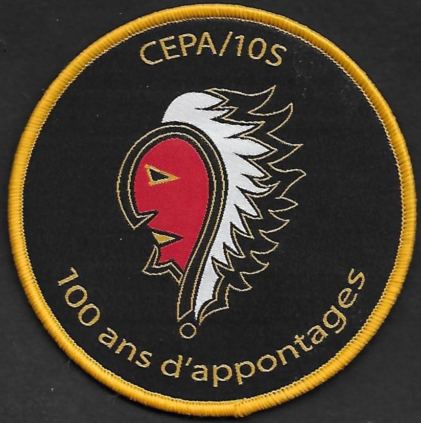 CEPA - 100 ans d'appontages - mod 1