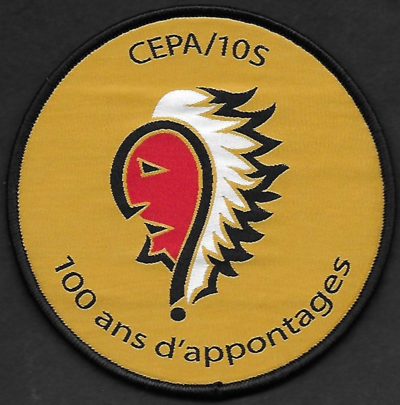 CEPA - 100 ans d'appontages - mod 3