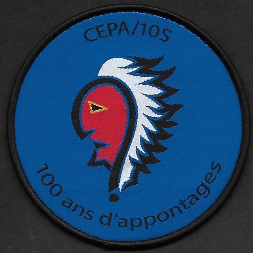 CEPA - 100 ans d'appontages - mod 4