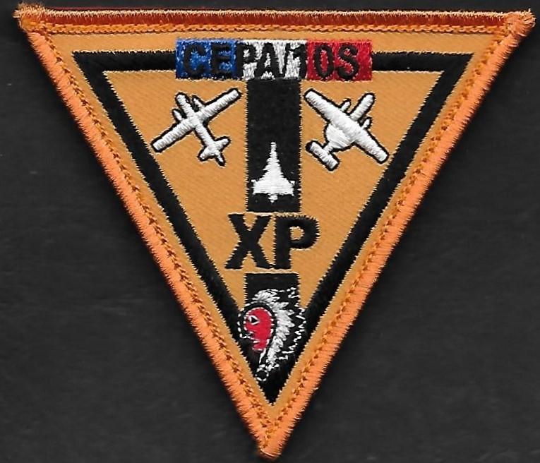 CEPA - 10S - mod 1 - ATL2 - E2C - Rafale M - mod 2