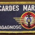 Cocardes Marine - patronymique - attribué