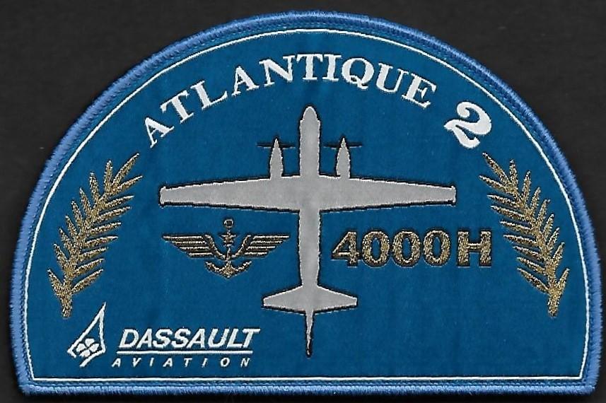 Dassault Aviation - Atlantique 2 - 4000 h - mod 3