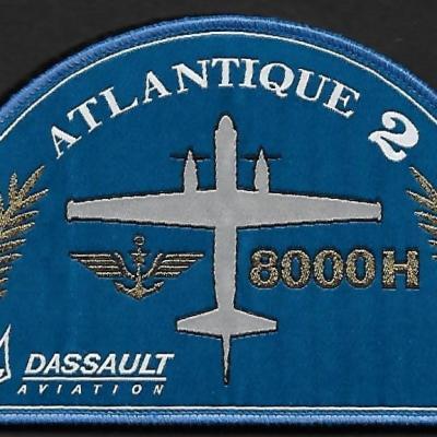Dassault Aviation - Atlantique 2 - 8000 h