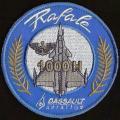 Dassault - Rafale - Pilote - 1000 H+ - mod 1