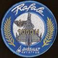 Dassault - Rafale - Pilote - 1000 H+ - mod 2
