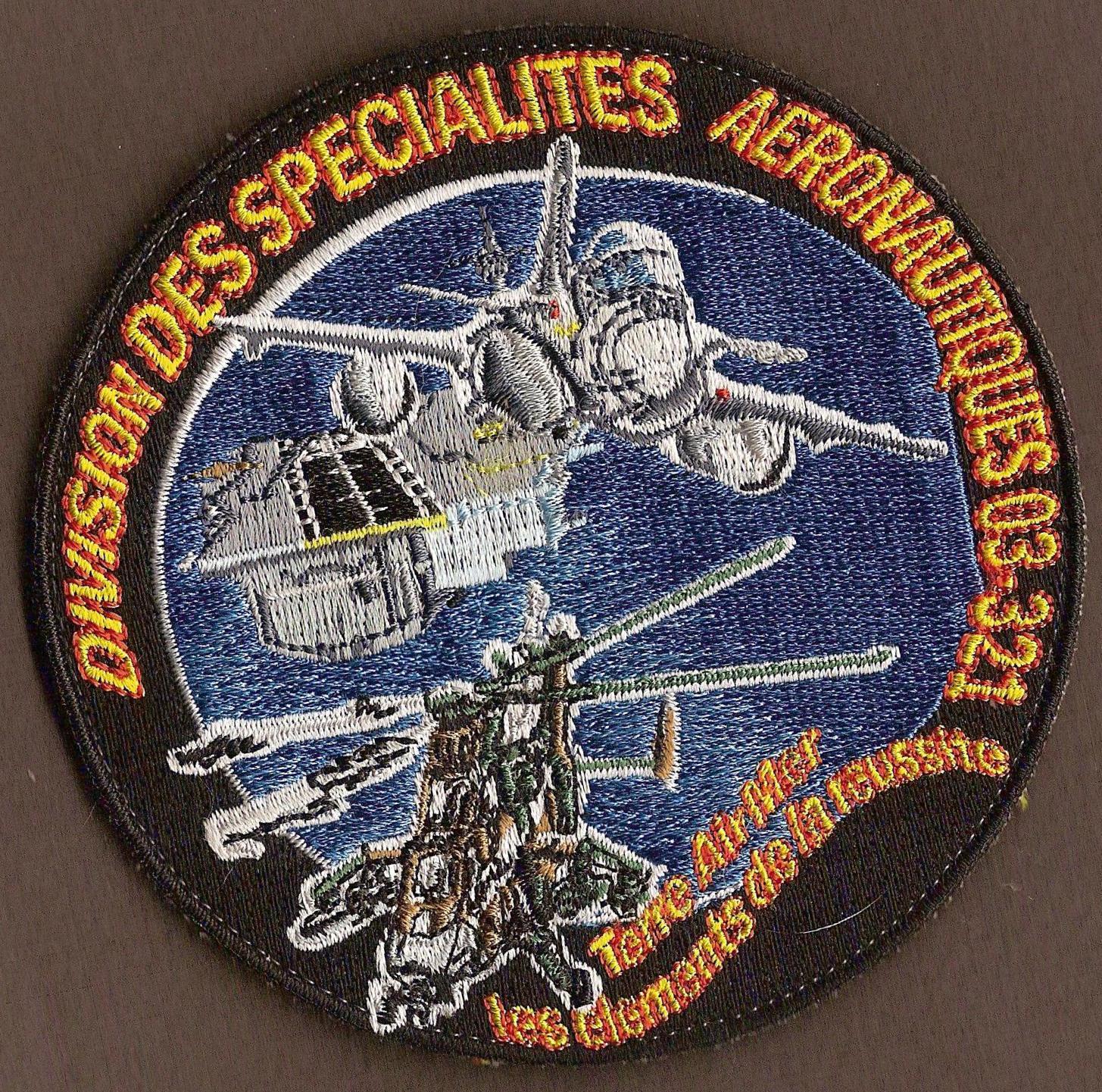 Division de spécialistes Aéronautiques 03-321 Rochefort