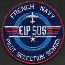 EIP 50S - French Navy - Pilot Selection School
