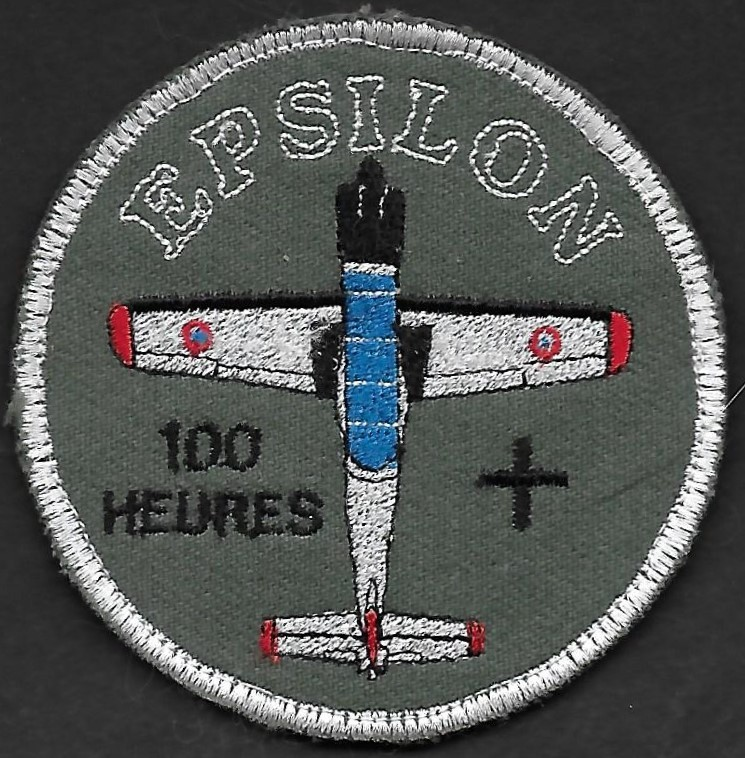 Epsilon - Circulaire - mod 3 - 100 H+