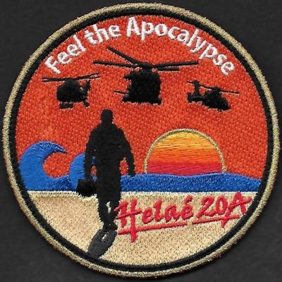 EPV - promo HELAE 2019 Alpha - Feel the Apocalypse