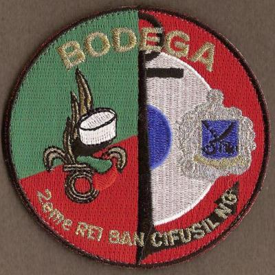 Exercice Bodega 2008 - BAN Nimes Garons