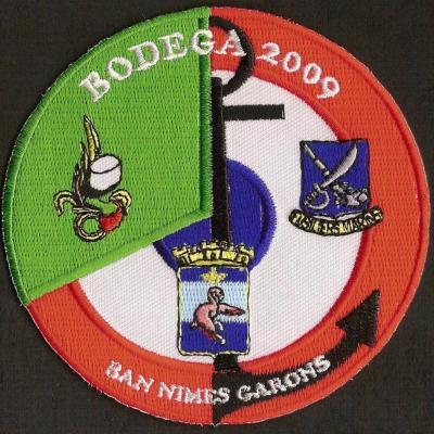 Exercice Bodega 2009 - BAN Nimes Garons