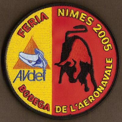 Feria - Nimes 2005 - Bodega de l'Aéronavale