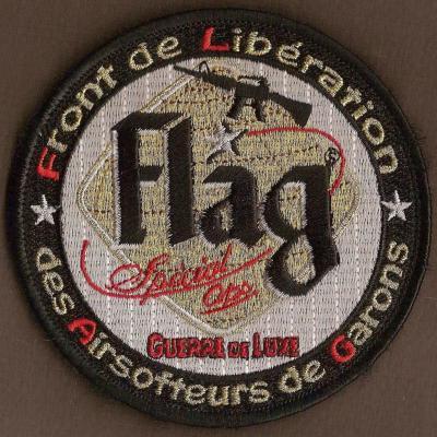 FLAG - Front de Libération des Airsofteurs de Garons - mod 1