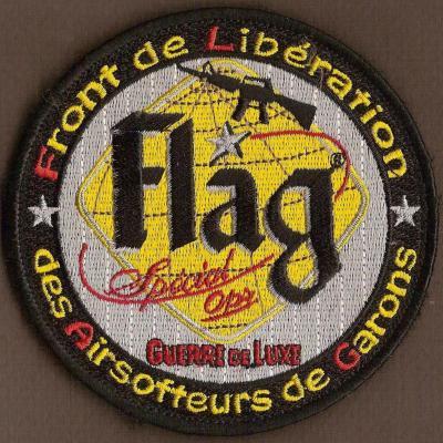 FLAG - Front de Libération des Airsofteurs de Garons - mod 2