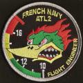 French Navy -  Atl2 - Flight engineer - mod 3