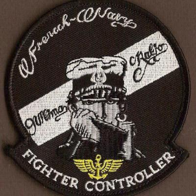 French Navy - Fighter controller
