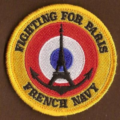 FRENCH NAVY - FIGHTING FOR PARIS