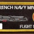 French Navy MPA - mod 1 - Flight Engineer - attribué M