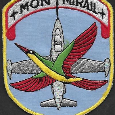 GE 312 - 2EIV - 2ème Escadron d'instruction en vol Montmirail - mod 1