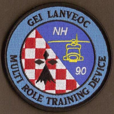GEI  - Lanvéoc - NH90 - Multi Role Training Device