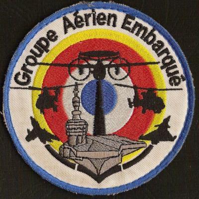 Groupe Aérien Embarqué - GAE - mod 3