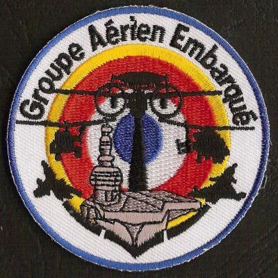 Groupe Aérien Embarqué - GAE - mod 5