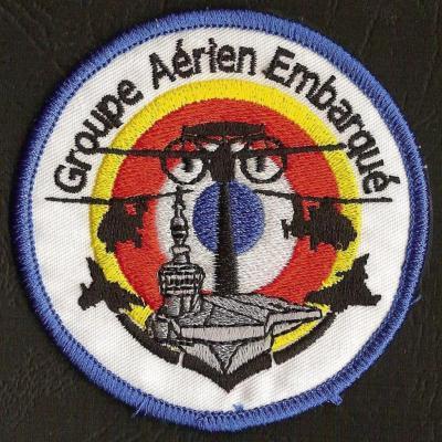Groupe Aérien Embarqué - GAE - mod 7
