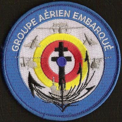 Groupe Aérien Embarqué - GAE - mod 8