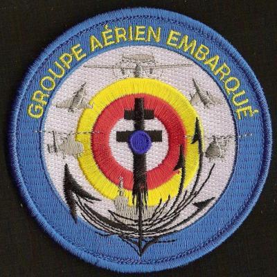Groupe Aérien Embarqué - GAE - mod 9