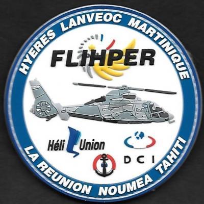 HéliUnion DCI - Hyères Lanvéoc Martinique La Réunion Nouméa Tahiti