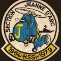 HSS - Section Jeanne d'Arc - 1964 - 1979