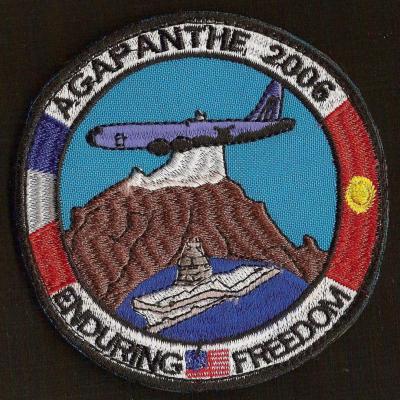 Opération Agapanthe 2006 - Enduring Freedom