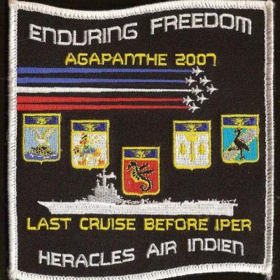 Opération AGAPANTHE 2007 - Enduring Freedom