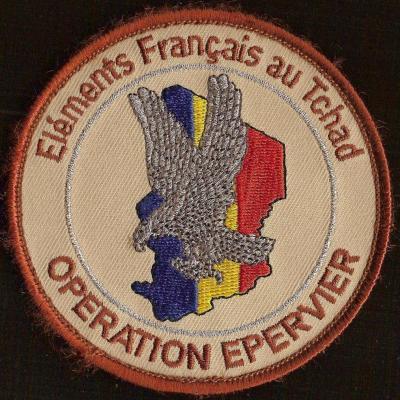 Opération Epervier - Eléments Français au Tchad