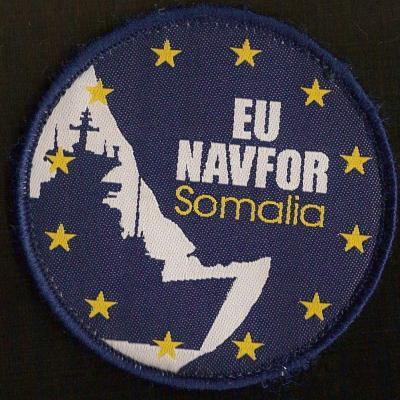 Opération EU NAVFOR Somalia