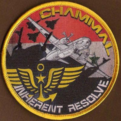 Opération Inherent Resolve - Chammal - mod 1