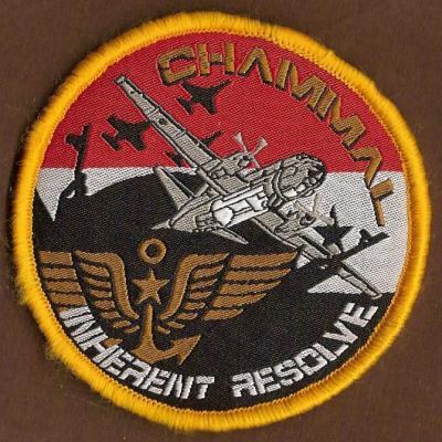 Opération Inherent Resolve - Chammal - mod 2