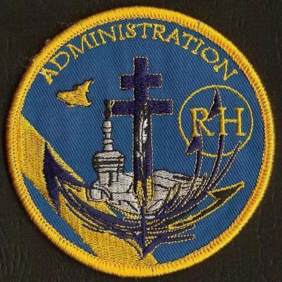 PA Charles de Gaulle - Administration RH - mod 1