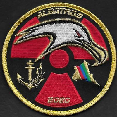PA Charles de Gaulle - Albatros 2020